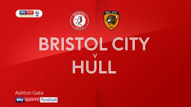 Bristol City 2-1 Hull City