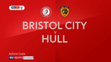 Bristol City 2-1 Hull City