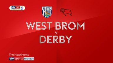 West Brom 2-0 Derby