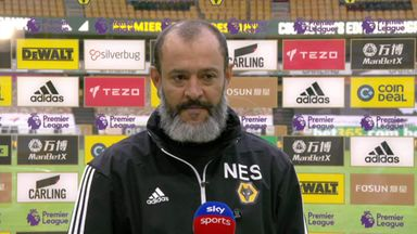 Nuno: We must learn from defeat