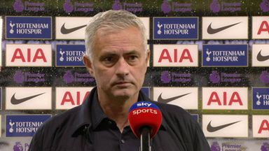 Mourinho: Argument was 'beautiful'