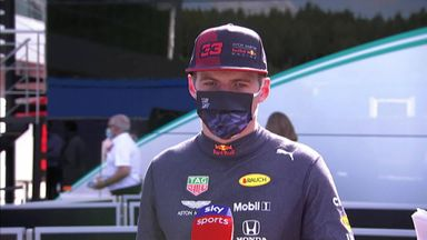 Verstappen looks to close gap