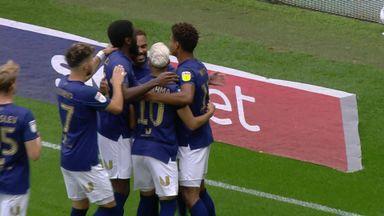 Watkins puts Brentford ahead