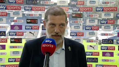 Bilic proud of performance