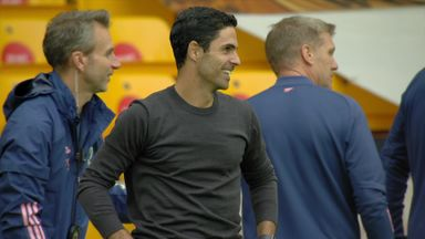 Arteta changing Arsenal's culture