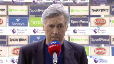Ancelotti questions Everton's motivation
