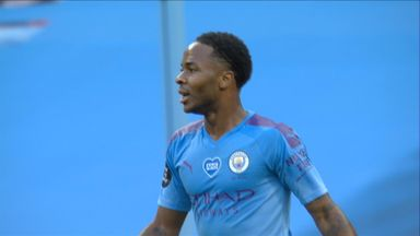 Sterling doubles City's lead! (35)
