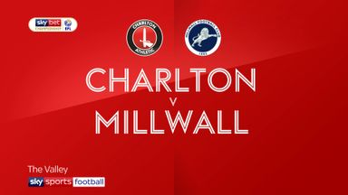 Charlton 0-1 Millwall