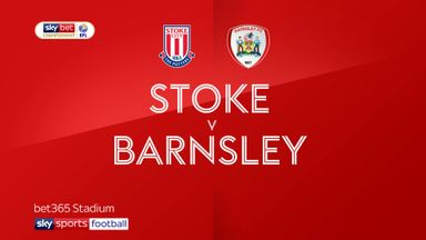 Stoke 4-0 Barnsley