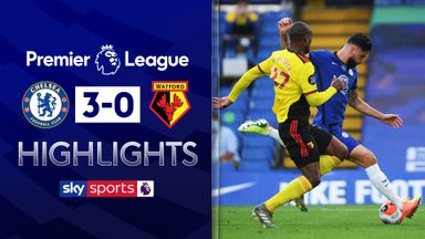Chelsea ease past Watford