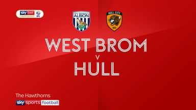 West Brom 4-2 Hull