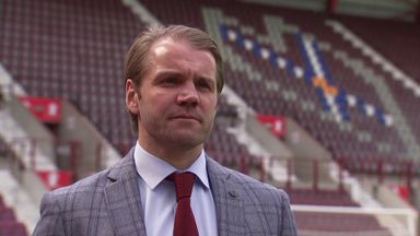 Neilson: No-brainer to rejoin Hearts