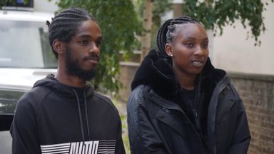 Williams 'heartbroken' after stop and search