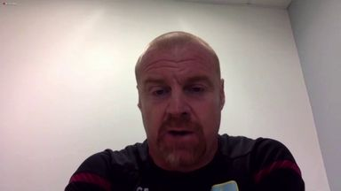 Dyche: Mee and Cork out for the season