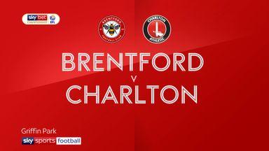 Brentford 2-1 Charlton