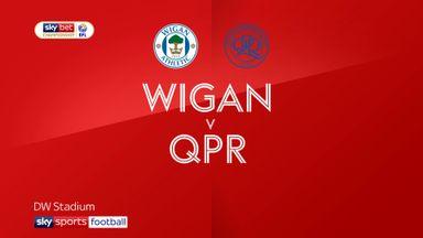 Wigan 1-0 QPR