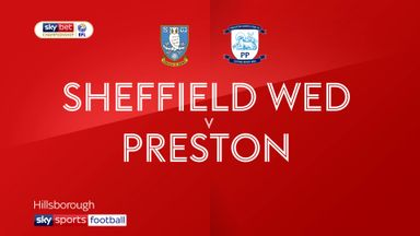 Sheffield Wednesday 1-3 Preston