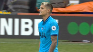 Lamela bends one wide (44)