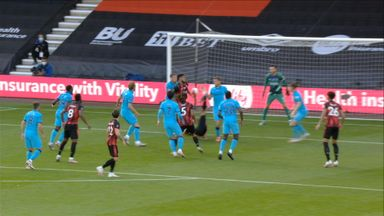Wilson goal ruled out by VAR! (89)