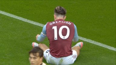 Half a chance for Grealish (18)