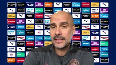 Pep confident City will be in CL next season