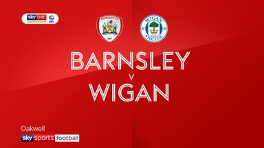 Barnsley 0-0 Wigan