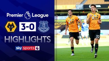 Wolves hit three to boost Euro hopes
