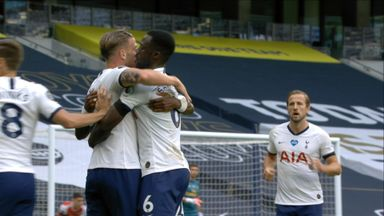 Alderweireld gives Spurs the lead (81)