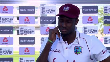 Holder on  West Indies'  win