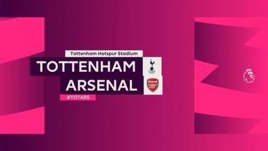 FT Tottenham 2 - 1 Arsenal