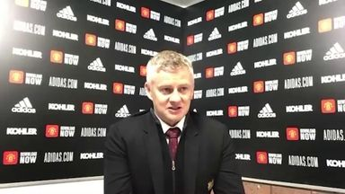 Ole: Dropped points another challenge