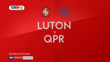 Luton 1-1 QPR