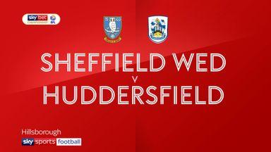 Sheff Wed 0-0 Huddersfield