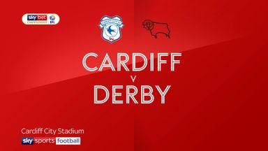 Cardiff 2-1 Derby