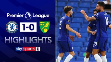 Chelsea edge past bottom-club Norwich