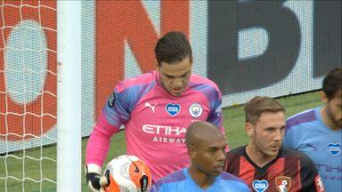 Ederson tips Stanislas FK onto post (33)