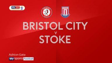 Bristol City 1-1 Stoke