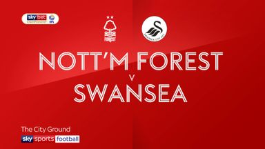 Nottingham Forest 2-2 Swansea