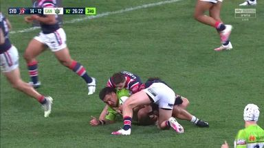 Williams bags second NRL try