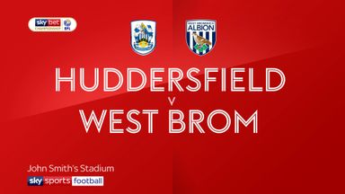 Huddersfield 2-1 West Brom