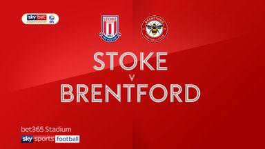 Stoke 1-0 Brentford