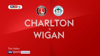 Charlton 2-2 Wigan