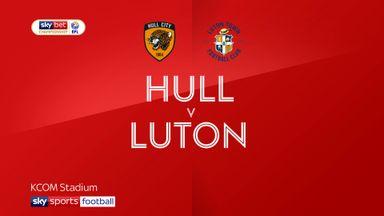 Hull 0-1 Luton