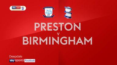 Preston 2-0 Birmingham