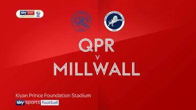 QPR 4-3 Millwall