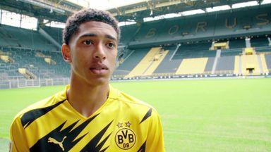 Bellingham: Dortmund perfect club for me