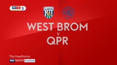 West Brom 2-2 QPR