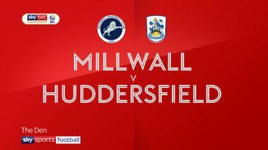 Millwall 4-1 Huddersfield