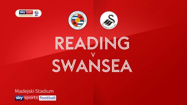 Reading 1-4 Swansea