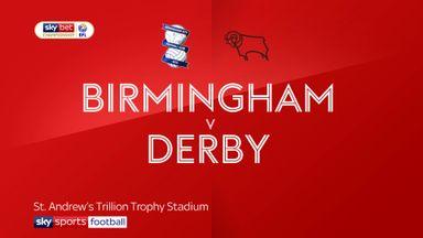 Birmingham 1-3 Derby